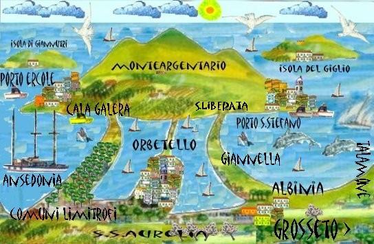 Monte Argentario punto it